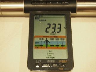 ダイエット22日目